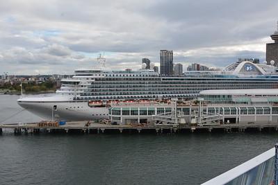 CANADA & ALASKA 2016 Cruise Day 1 High Res