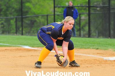 Softball: Loudoun County at Woodgrove (5-14-2013 by Jeff Vennitti)