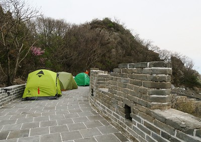 Humpback Great wall hiking & camping (2days)