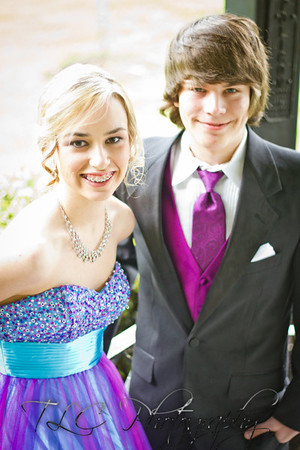 Haylee and Jason- Prom