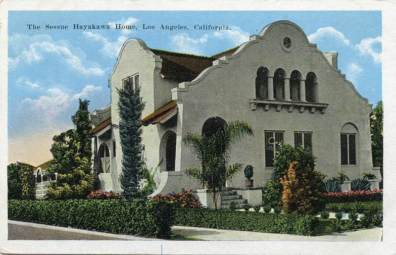 Sessue Hayakawa Home