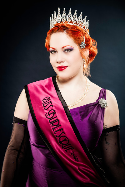 Miss Burlesque Dublin - Shir Madness