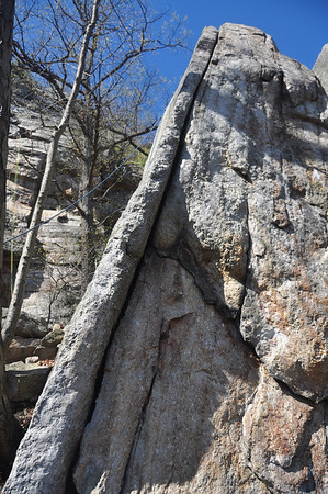 Gunks - LC Crack, Survival, Resistoflex