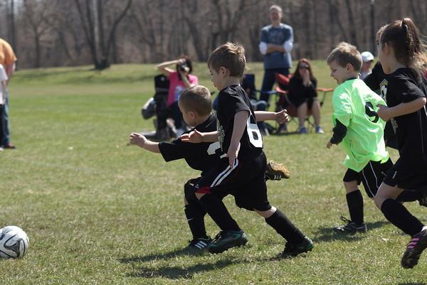 U6 Soccer Spring 2014