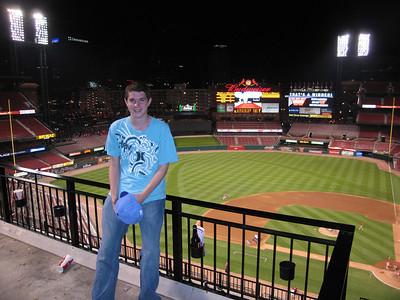St. Louis Cardinals Game - May 31, 2011