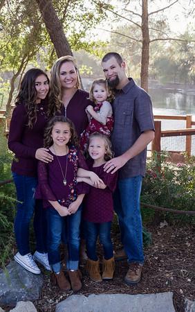 Johnson Family Fall 2017