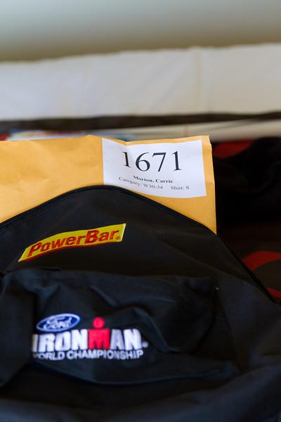 Registration bag