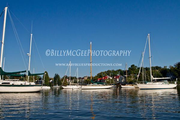 Annapolis Harbor - 08 Oct 11