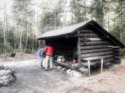 Forked Lake, Adirondacks, NY  November 2017