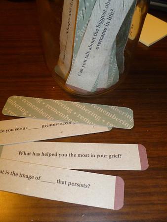 Story Prompts Jar