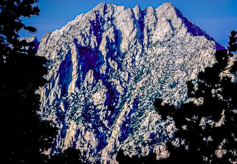 Picacho del Diablo, Baja California