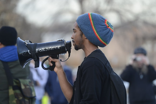 2014 Police Brutality Protest