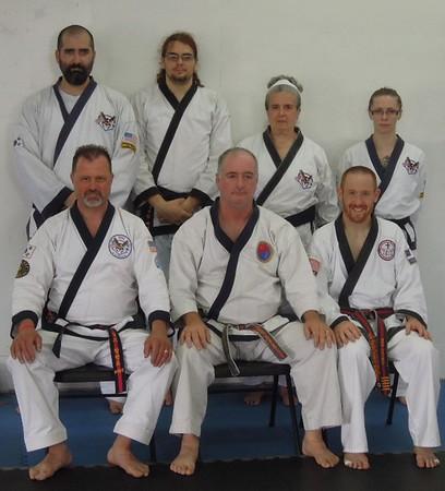 06/09-06/11 TN Ko Dan Ja and Black Belt Exam