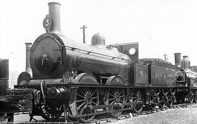 1867-1874 NBR Thomas Wheatley