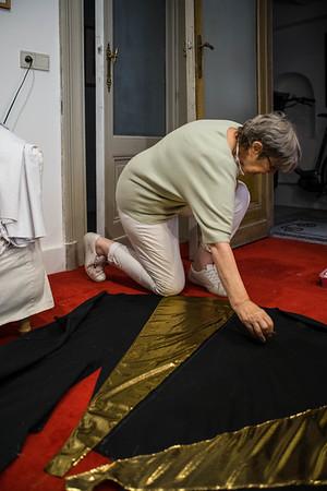 2021.08.17-25  Robe de scène de Consu.  Erysipèl e
