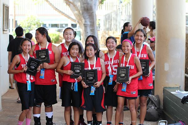 2012 Intermediate Red Basketball