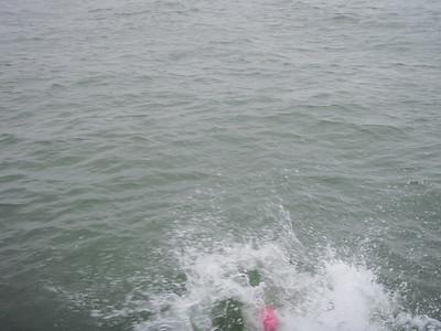 ALCATRAZ CROSSING MAY 11, 2008