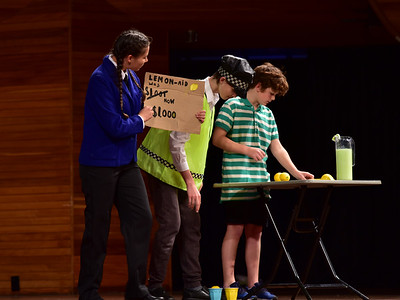 Freyberg High School: The Comedy of Errors - Act IV sci