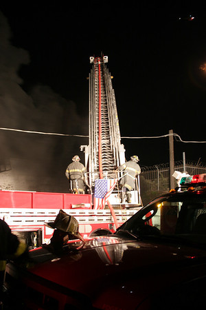 5-11 ALARM + 1 SPECIAL  15TH & ASHLAND (10-18-05)