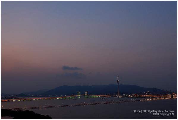 2009-09-26 Macau Fireworks