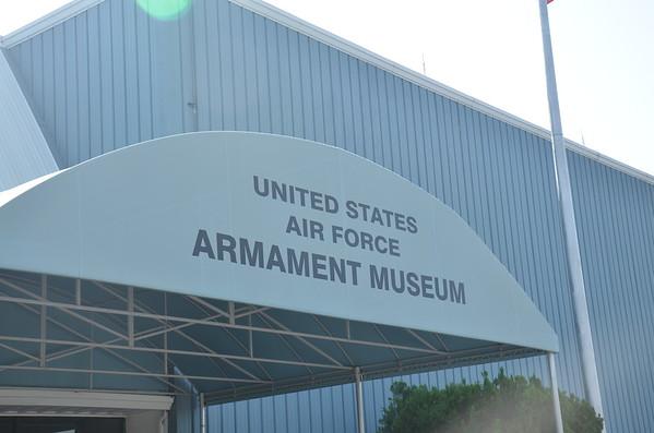 Armament Museum Eglin AFB Jul 2017