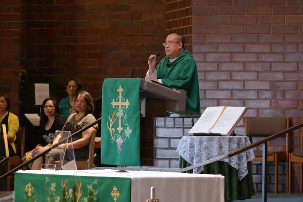 Christi Marie Del Castillo Baptism