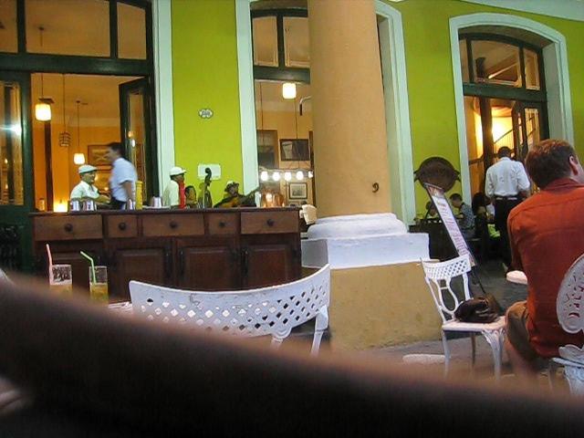 Havana - great music at Plaza Vieja