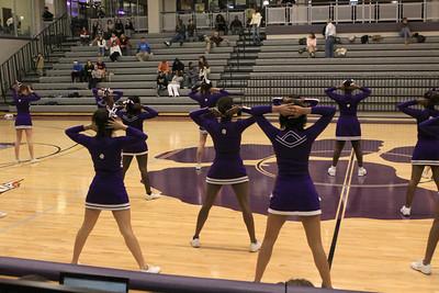 DS Varsity Cheerleaders Dance 2011