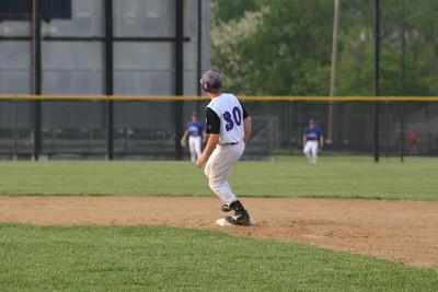2005 Varsity Baseball vs. St. Xavier (5/13/2005)