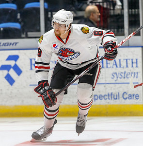 IceHogs vs Griffins 05-17-15