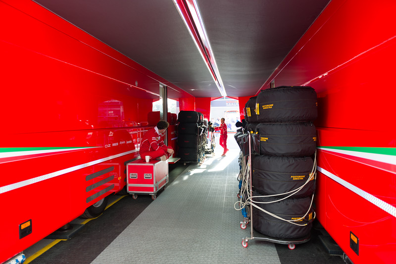 Not Only Paddock