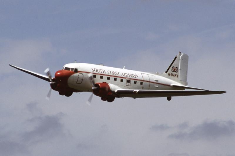 G-DAKK-DouglasC-47A-35-DL-SouthCoastAirways-EGKB-2000-06-03-HV-31-KBVPCollection.jpg