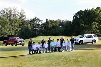 2014-2015 UHS Golf Team