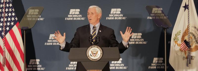 Vice President Pence at MFB Seminar