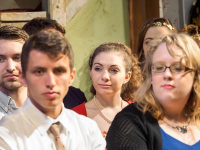 2016 Theatre Department Senior Ceremony