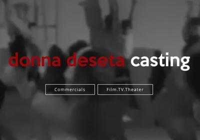 DONNA DeSETA CASTING