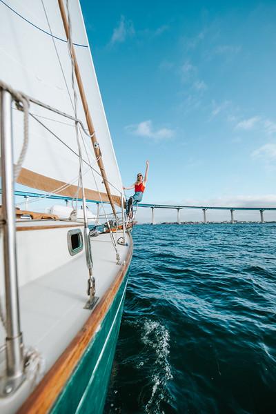 IMI LOA Sailing