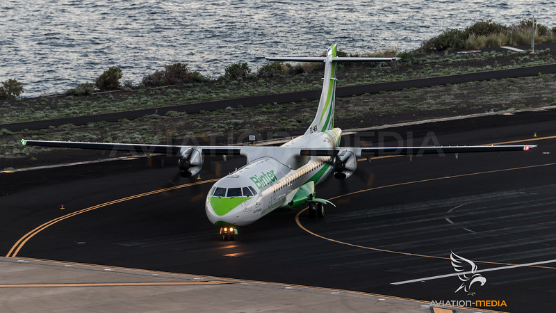 Binter Canarias / ATR 72-600 / EC-NDD