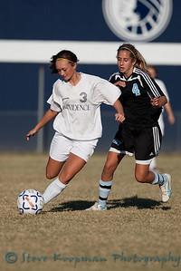 2010 PHS vs Mercy Soccer