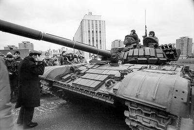 1991 SAUSIS akimirkos / Moments of January 1991