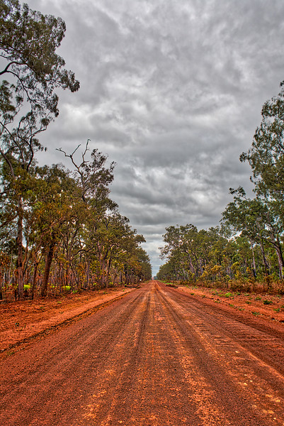 The Outback Road