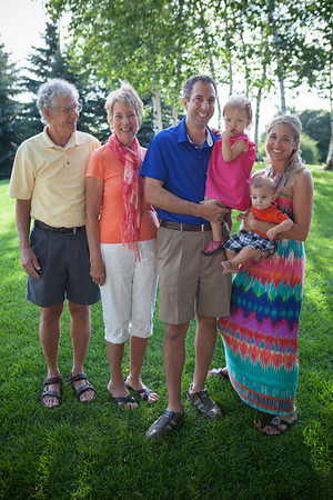 Petoskey Michigan Bayfront Park family photography on Lake Michigan