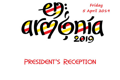 2019-0405 SABS President Reception