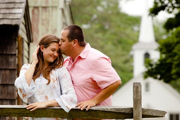 Katey and Jeremy
