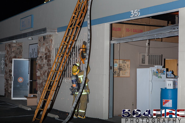 LAFD - Commercial Structure - 5-3-14