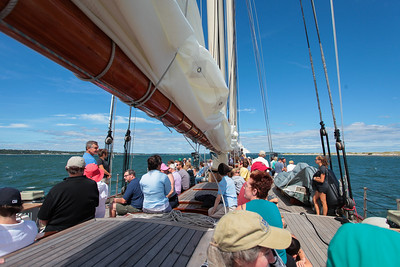 Cruise Aboard the Schooner America   8/17/16