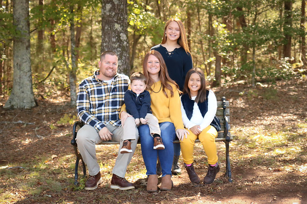 Watson Family 2019