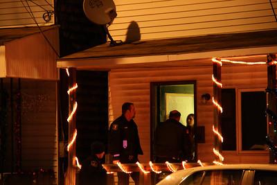 Police Presence, North Railroad St, Tamaqua (12-29-2011)