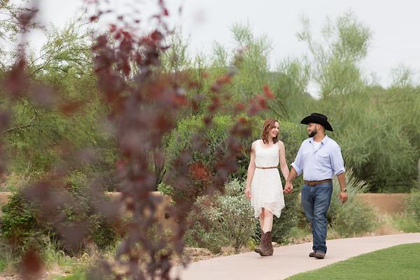 Kayla & Carlos Engagement