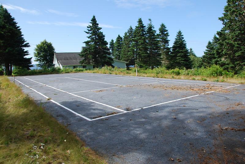 Romig Tennis Court - 3